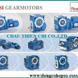 Hộp giảm tốc ROSSI Động cơ Motor ROSSI
