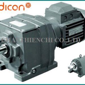 Gearbox-radicon
