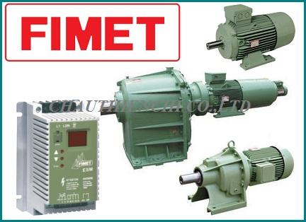 Động cơ FIMET đại lý Việt Nam
